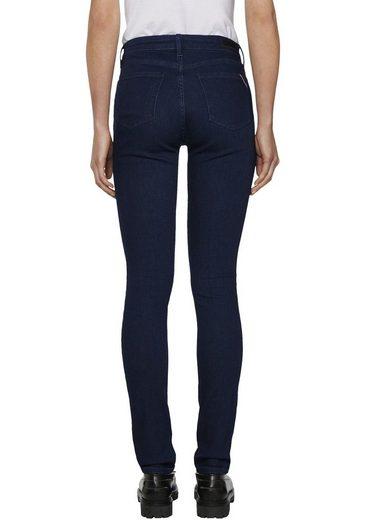 TOMMY HILFIGER Skinny-fit-Jeans »COMO SKINNY RW ECHO« mit Tommy-Streifen an der Gesäßtasche