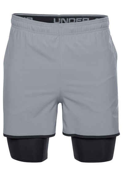 89ba0a22525439 Under Armour® 2-in-1-Shorts »UNDER ARMOUR QUALIFIER 2-