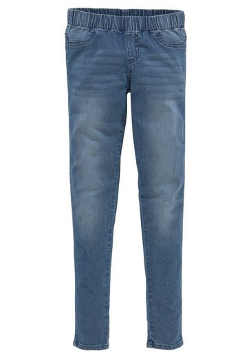 KIDSWORLD Jeansjeggings in enger Schlupfform