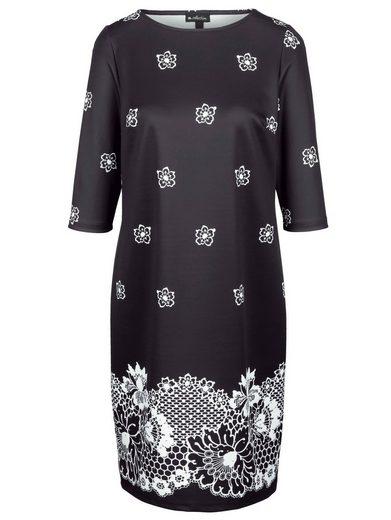 m. collection Kleid mit hübschem Druckmuster
