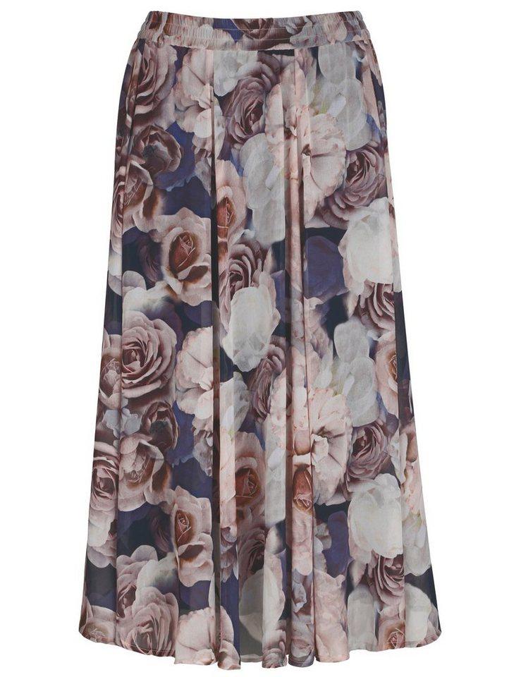 newest collection 8fc06 5bb04 m. collection Chiffonrock rundum mit Blumendruckmuster online kaufen | OTTO