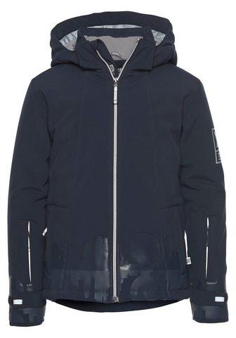 EXES Куртка с теплой подкладкой