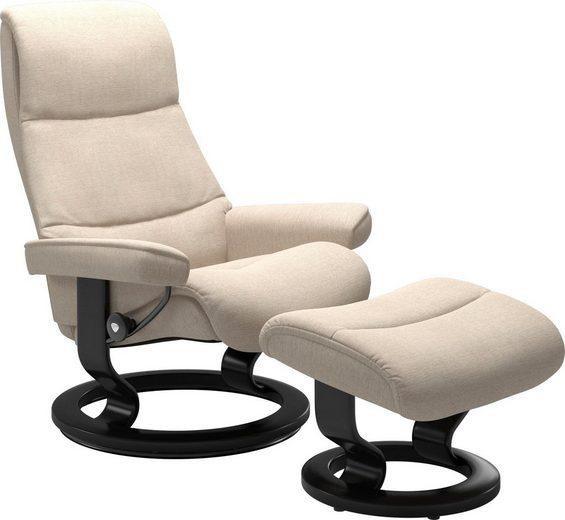 Stressless Relaxsessel View Set mit Classic Base Größe L Gestell Schwarz online kaufen