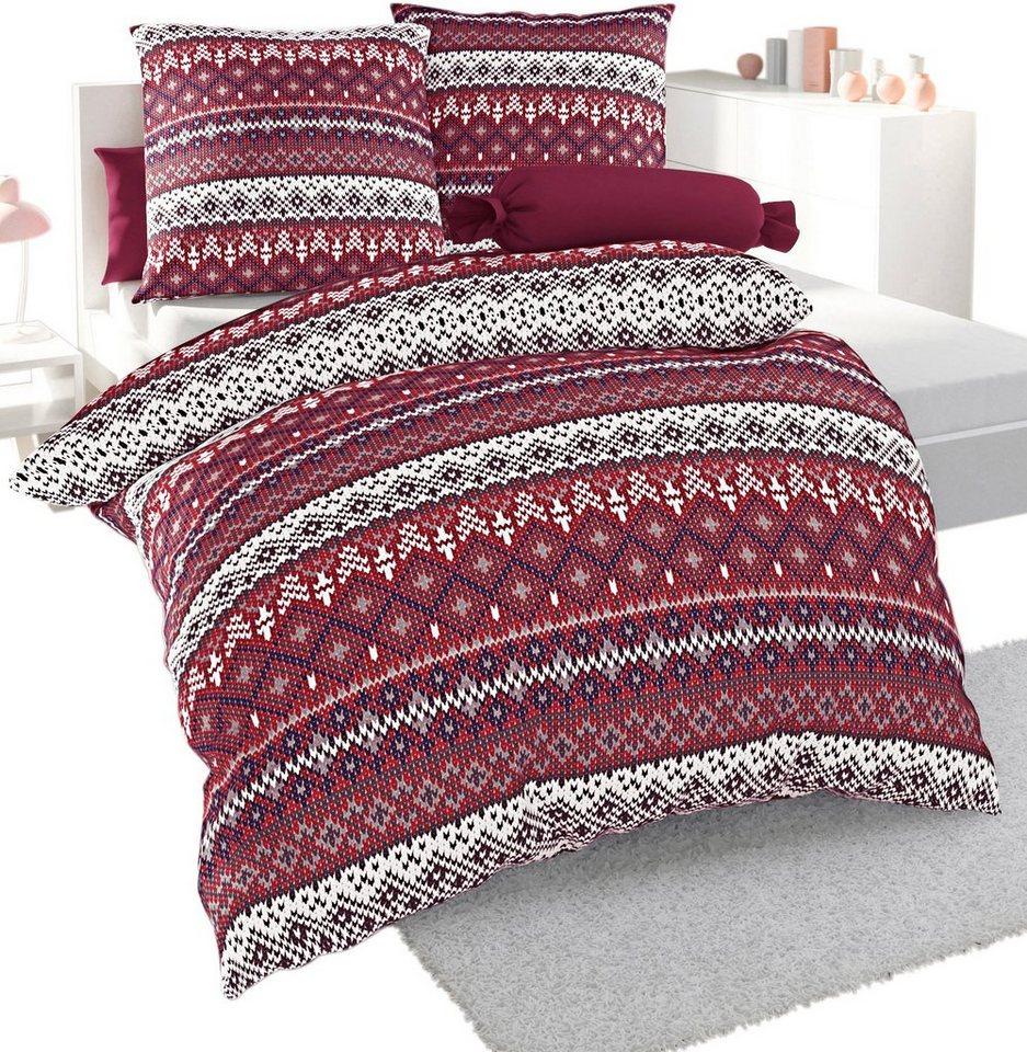 w schepur bettw sche 2tlg online kaufen otto. Black Bedroom Furniture Sets. Home Design Ideas