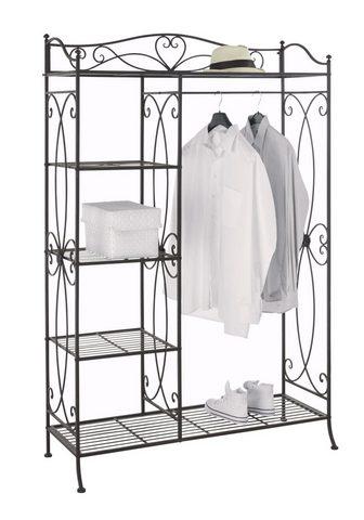 HEINE HOME Stovas drabužiams kabinti iš metalas