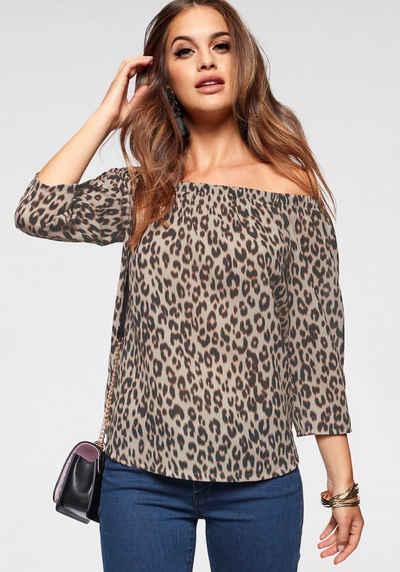 sehr bekannt 60% Rabatt tolle Passform Animal Print Bluse online kaufen | OTTO