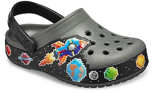 crocs crocs fl galactic clog mit aufwendigen verzierungen online kaufen otto. Black Bedroom Furniture Sets. Home Design Ideas
