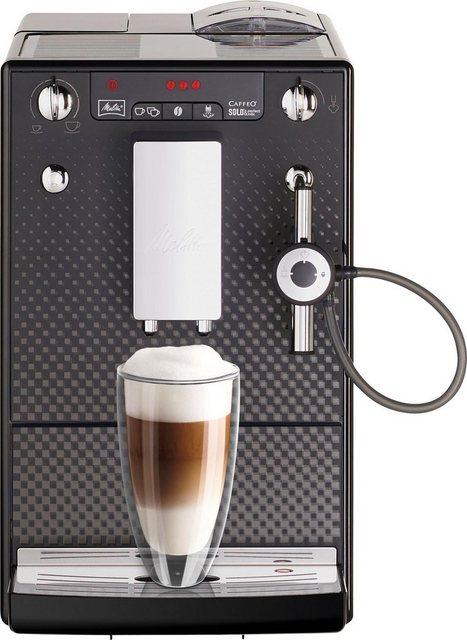 Melitta Kaffeevollautomat Solo Perfect Milk Deluxe E957-305