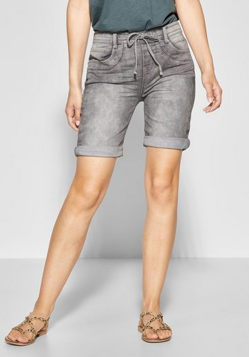 STREET ONE Slim-fit-Jeans im Joggstyle