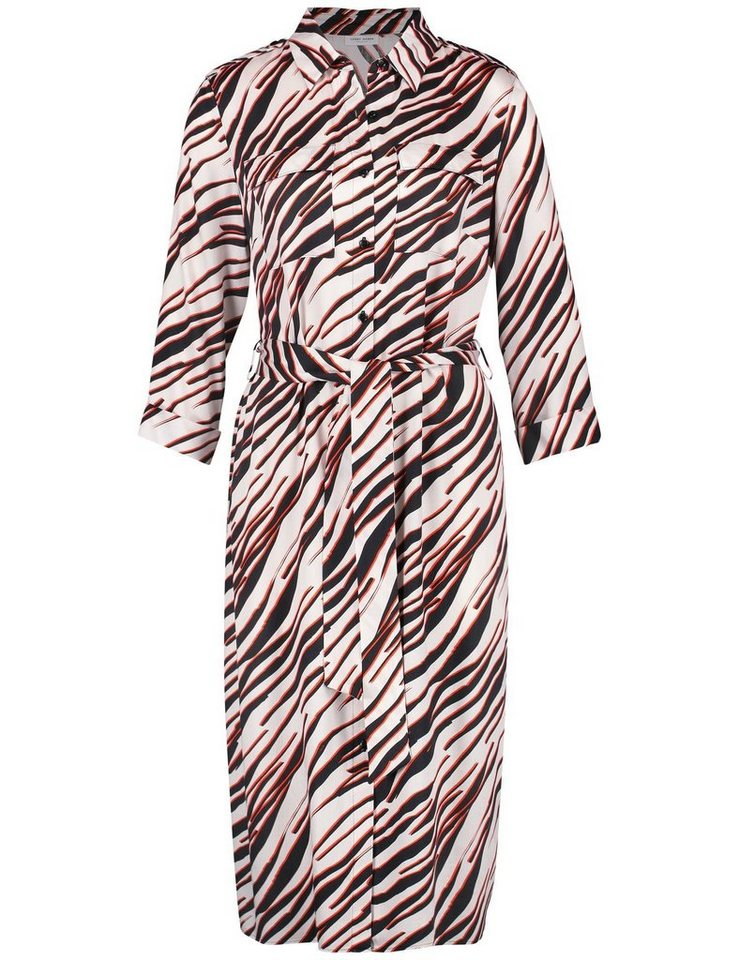 gerry weber kleid gewebe »hemdblusenkleid« kaufen | otto