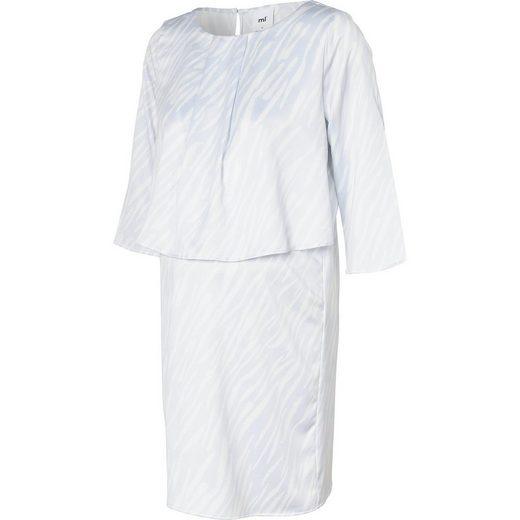 Mamalicious MLKAMILLE JUNE 3/4 WOVEN DRESS NF N - Umstandskleider - weib
