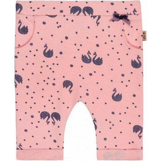 STACCATO Baby Sweathose für Mädchen, Organic Cotton