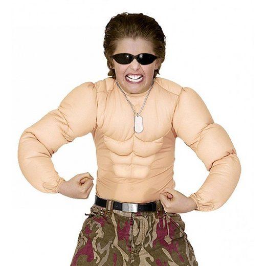 Super Muskel Shirt für Kinder