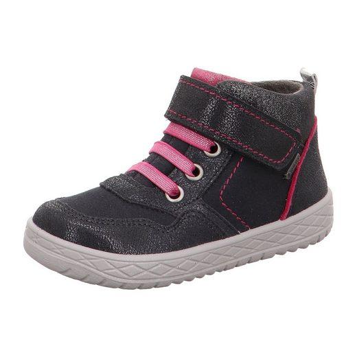 Superfit Sneakers High MERCURY für Mädchen, Weite M4, GORE-TEX