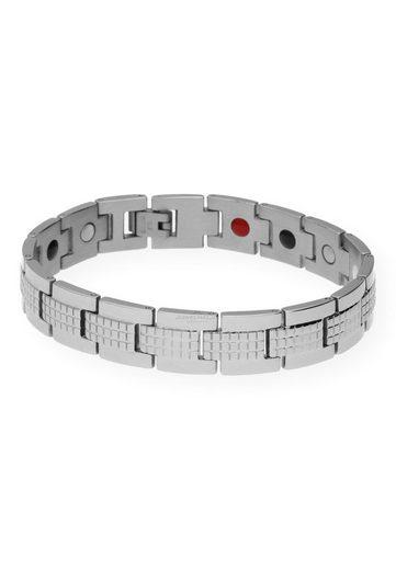 JuwelmaLux Armband »Magnet-Armband Edelstahl«