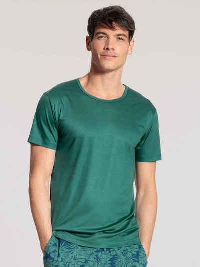 CALIDA Kurzarmshirt »Kurzarm-Shirt, Compostable« (1-tlg)
