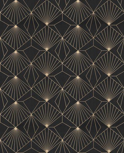 SUPERFRESCO EASY Vliestapete »Diamond«, 52cm x 10m