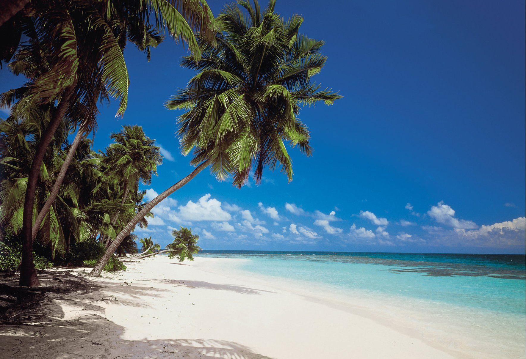 """Fototapete, Komar, """"Malediven"""", 388/270 cm"""