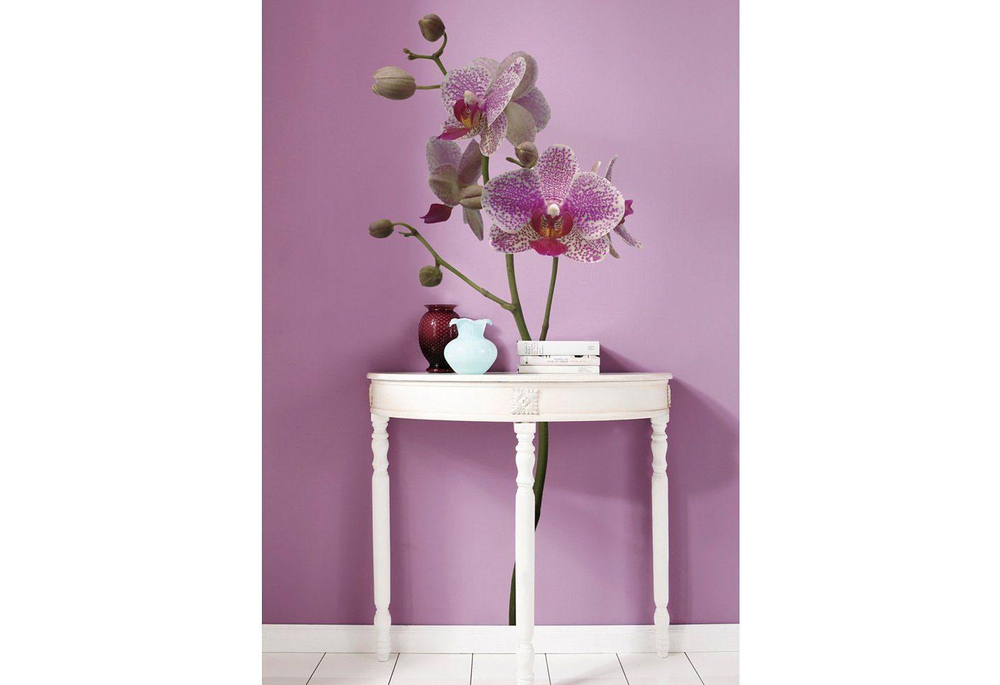 """Wandsticker, Komar, """"Orchidee"""", 70/100 cm"""