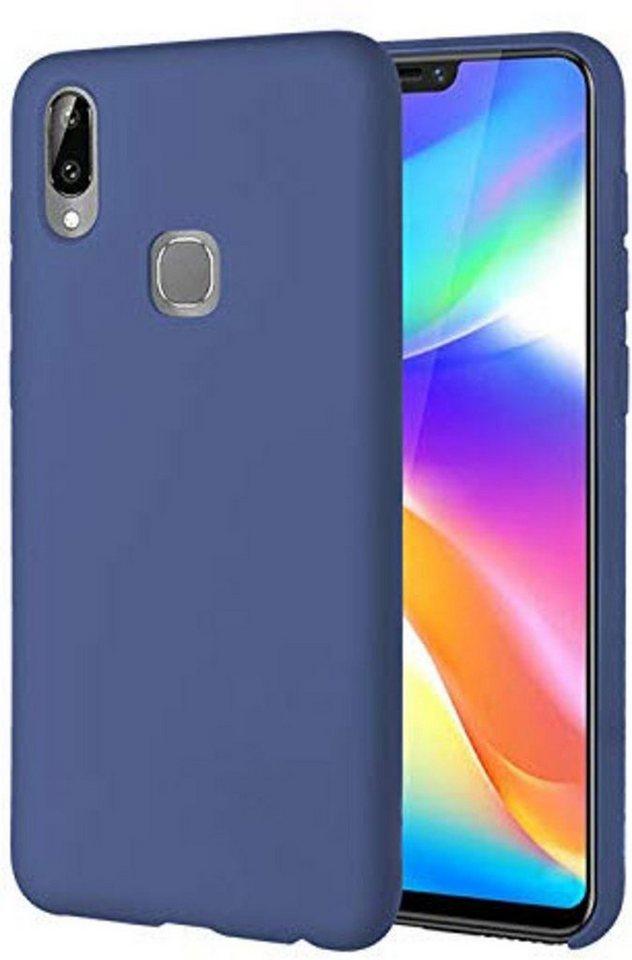 PEDEA Handytasche »Liquid Silicone Case für Samsung Galaxy