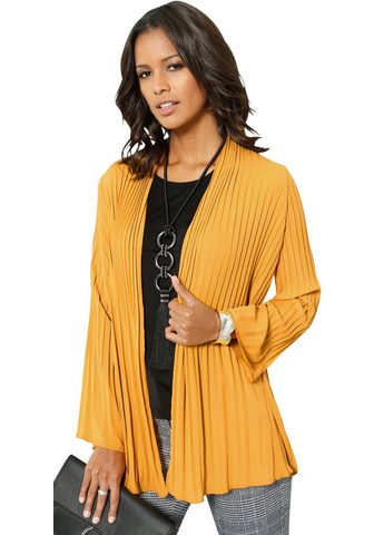 Рубашка-куртка с Plissee-Falten
