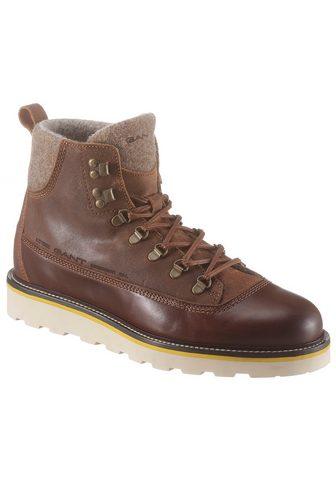 GANT FOOTWEAR Suvarstomi ilgaauliai batai »Don«