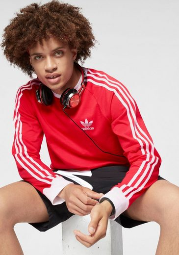 adidas Originals Langarmshirt »3 STRIPE LONGSLEEVE«