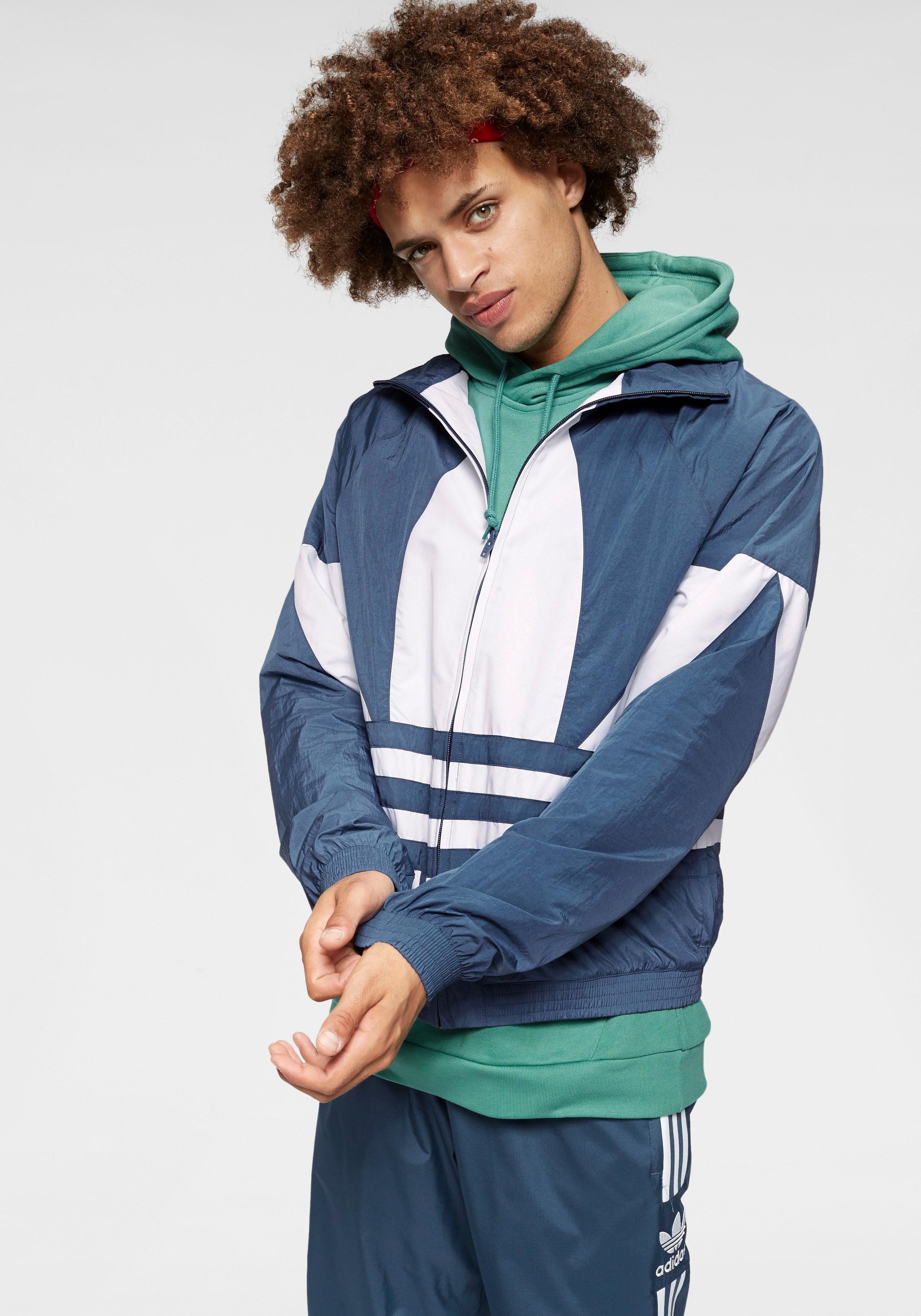 adidas Originals Big Trefoil Tracktop Trainingsjacke für