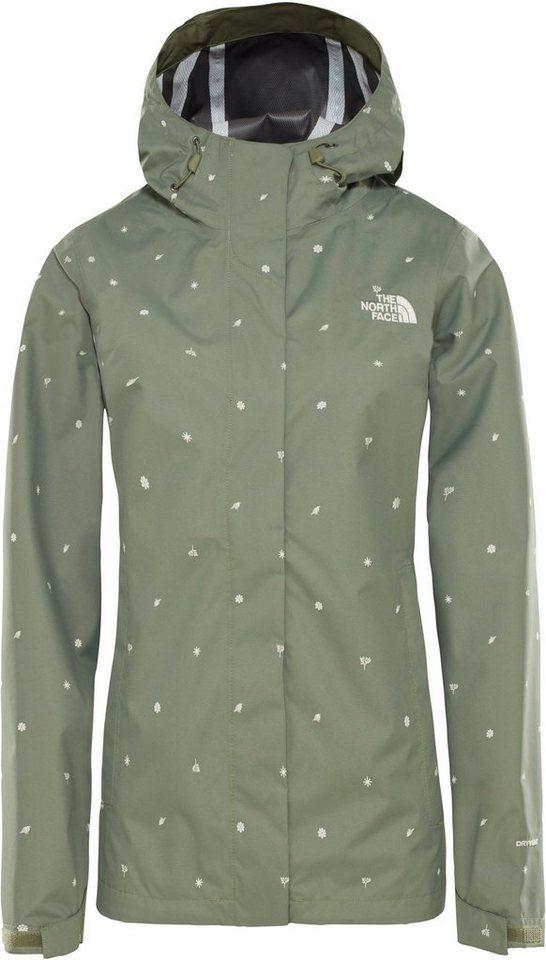 new style f2819 3c02a The North Face Outdoorjacke »Print Venture Jacket Damen« online kaufen |  OTTO