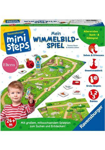 "Spiel ""ministeps® Mein Wimmel..."
