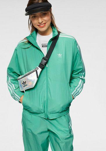adidas Originals Trainingsjacke »LOCK UP TRACKJACKET« mit elastischem Einsatz