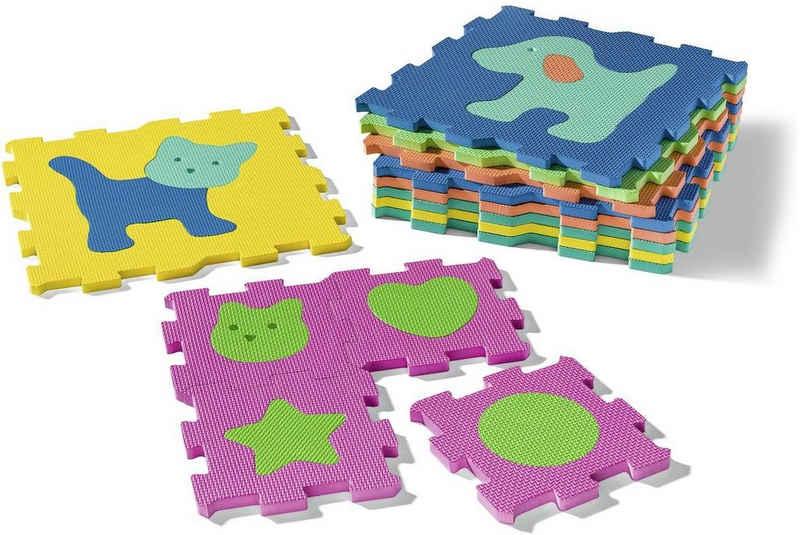 Ravensburger Puzzlematte »my first play - Formen und Tiere«, FSC® - schützt Wald - weltweit
