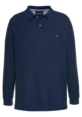 FYNCH-HATTON Polo marškinėliai ilgomis rankovėmis