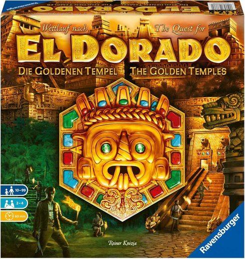 Ravensburger Spiel, »Die Tempel von El Dorado«