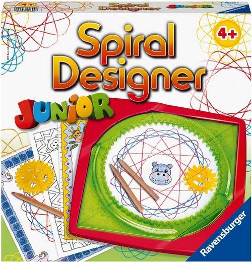 Ravensburger Malvorlage »Spiral-Designer Junior«, Made in Europe