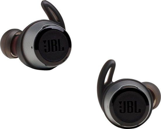 JBL »Reflect Flow« wireless In-Ear-Kopfhörer (Bluetooth, Mit Ladeschale)