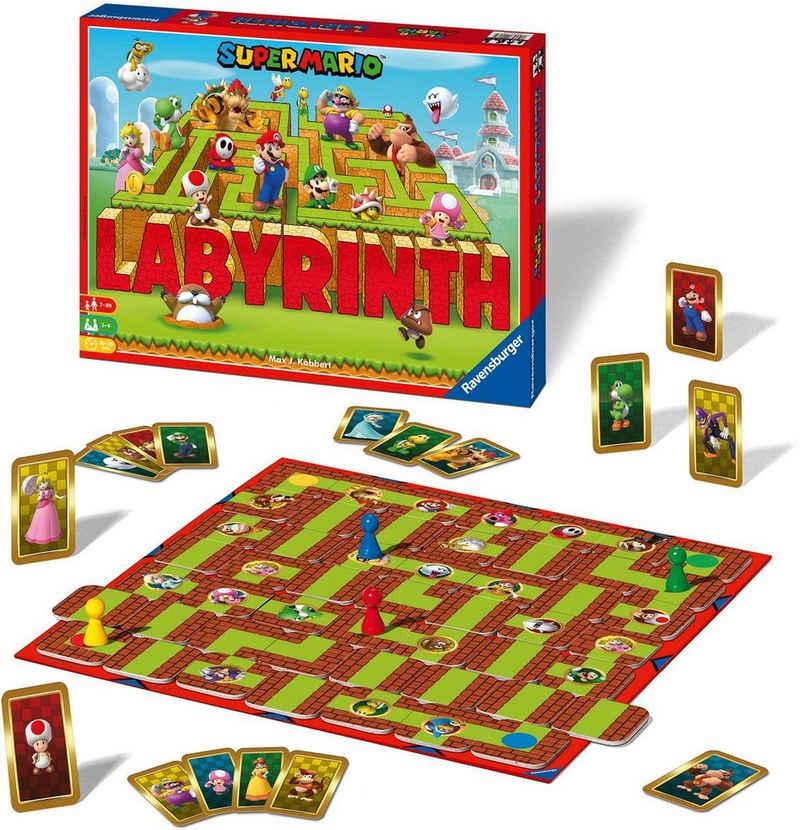 Ravensburger Spiel, »Supermario™ Labyrinth«, Made in Europe, FSC® - schützt Wald - weltweit