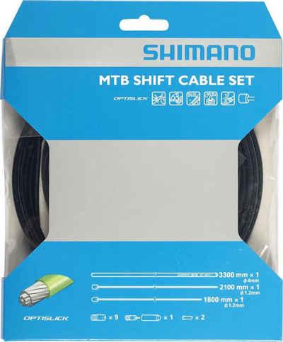 Shimano Schaltzug »Shimano Schaltkabel-Set« (7-St)