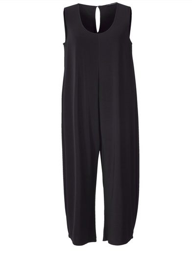 Sara Lindholm by Happy Size Slinky-Jumpsuit