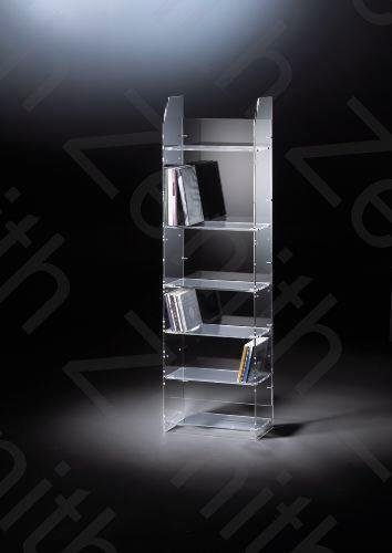 Places of Style Blu Ray Ständer »Remus« aus Acrylglas
