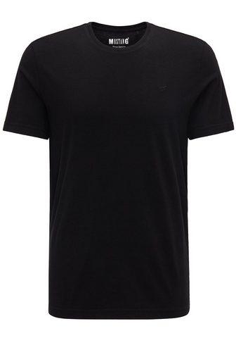 MUSTANG Marškinėliai dvigubas »2-Pack C-Neck«