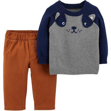 Carter`s Baby Set Sweatshirt + Sweathose für Pullover