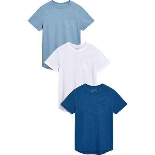 Next T-Shirts 3er Pack für Jungen