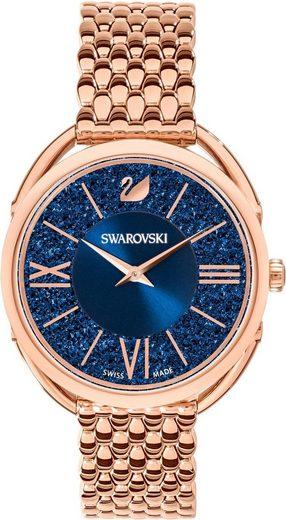 Swarovski Schweizer Uhr »CRYSTALLINE GLAM, 5475784«