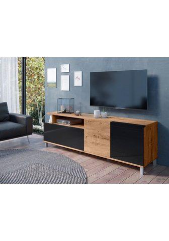 TRENDMANUFAKTUR TV staliukas »Timber«