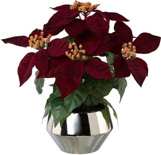 Kunstblume »Weihnachtsstern«
