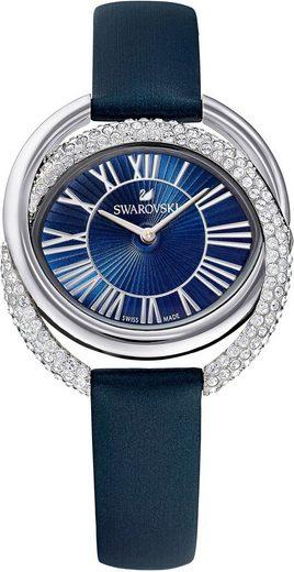 Swarovski Schweizer Uhr »DUO LS, 5484376«
