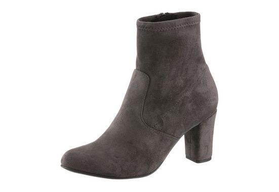 Casual Looks Stiefelette mit Stretch-Schaft