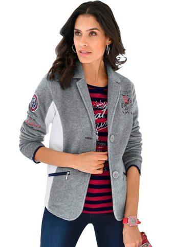 CLASSIC INSPIRATIONEN Флисовая куртка с Reverskragen