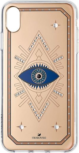 Swarovski Smartphone-Hülle »TAROT EYE IPXS MAX CASE, iPhone® XS Max, roségoldfarben, 5507388« Apple iPhone XS Max, mit Swarovski® Kristallen